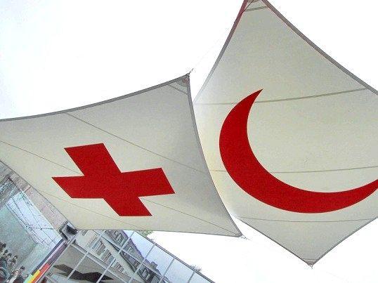 8 травня - Міжнародний день Червоного хреста і Червоного півмісяця