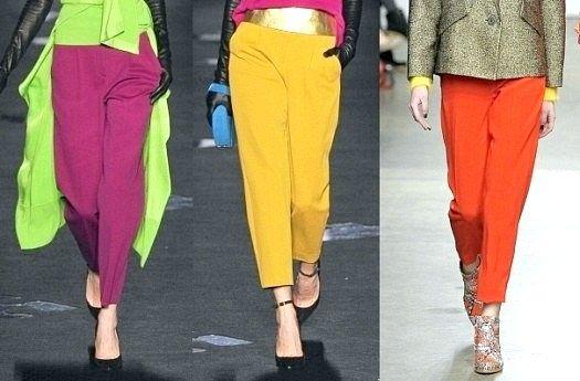 Які штани зараз в моді
