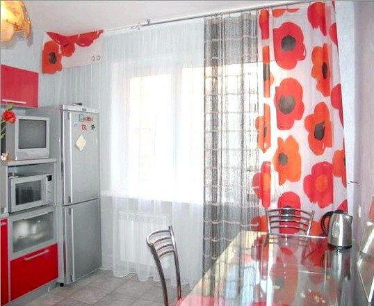Які штори підійдуть на вашу кухню