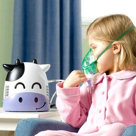 Переважніше робити інгаляції з допомогою компресійного небулайзера, так як ультразвуковий прилад руйнує багато лікувальні інгредієнти