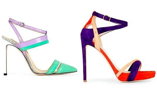 Які туфлі в моді в сезоні весна-літо 2014