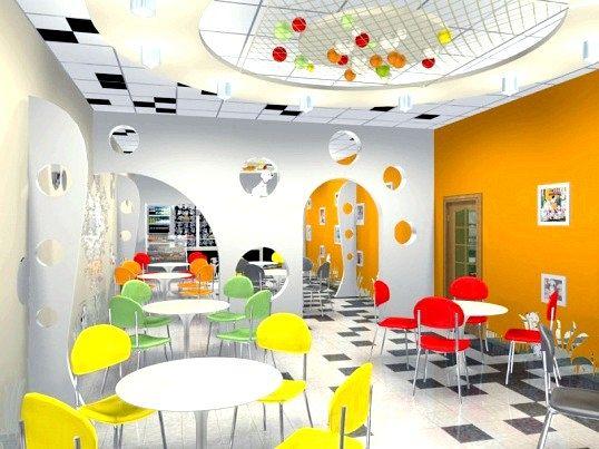 Яким повинен бути дитячий ресторан