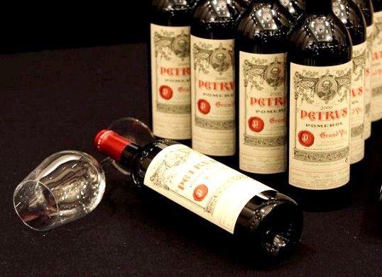 Яке вино вважається найдорожчим у світі