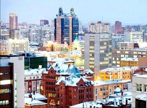 Яка будівля найвища в Новосибірську