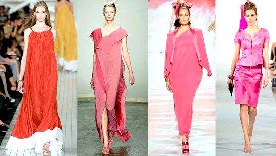 Який колір в моді навесні 2014