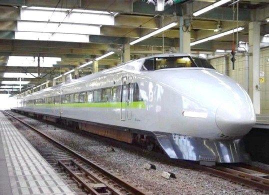 Який найшвидший поїзд у світі