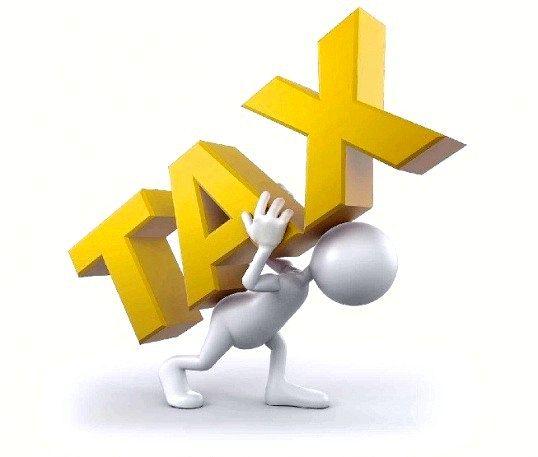 Який рядків позовної терміну давнини по Податки