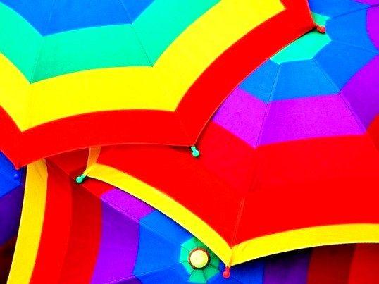 Яка історія появи парасольки