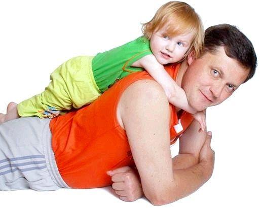 Яка роль батька при вихованні сина