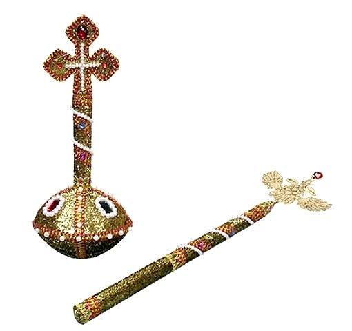 Яке значення скіпетра і держави - символів царської влади