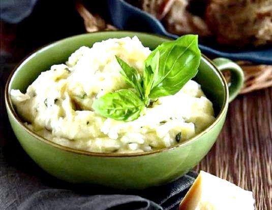 Картопляне пюре по-ірландськи