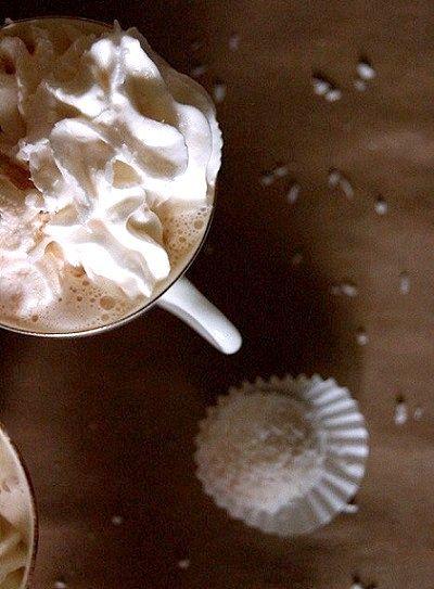 Кава «Рафаелло» з еспресо