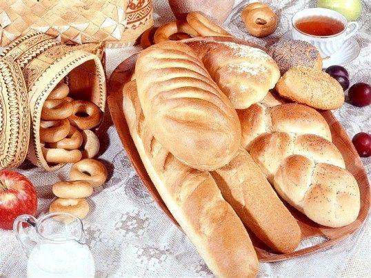 Коли і де спекли перший хліб