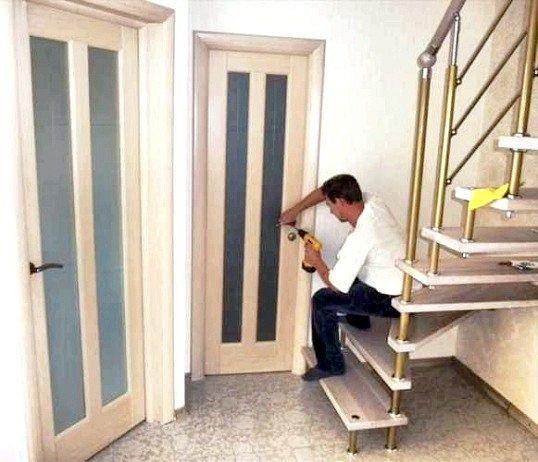 Коли встановлювати міжкімнатні двері
