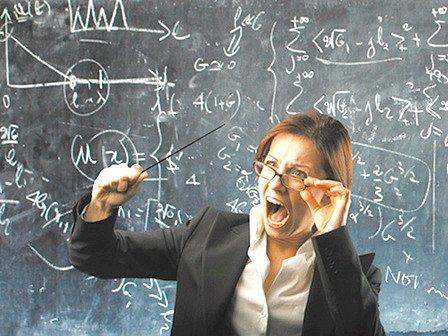Конфлікт з учителем