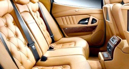 Шкіряний салон в автомобілі: переваги та недоліки