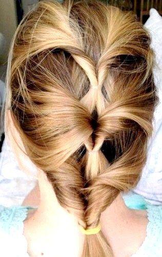 Гарна зачіска за 5 хвилин
