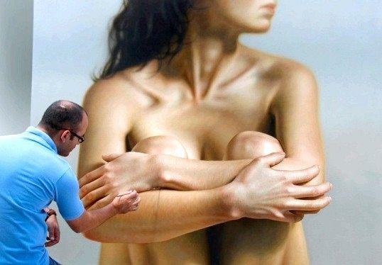 Краса оголеного тіла - в чому вона