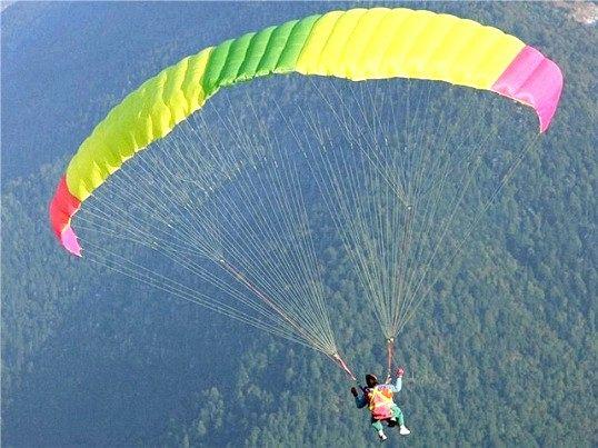 Хто винайшов перший парашут
