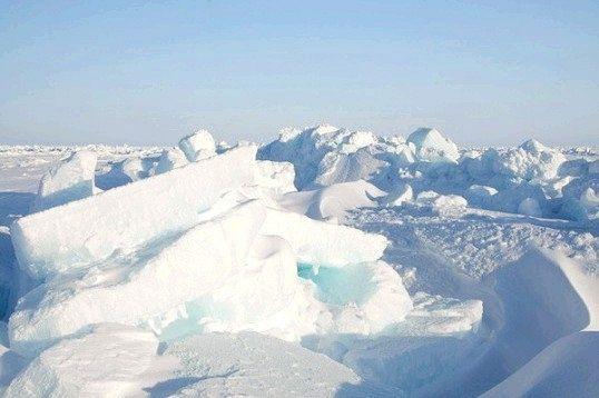 Хто відкрив північний полюс?