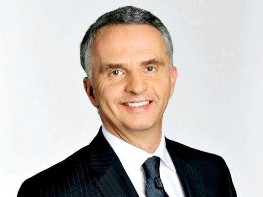 Хто президент швейцарії