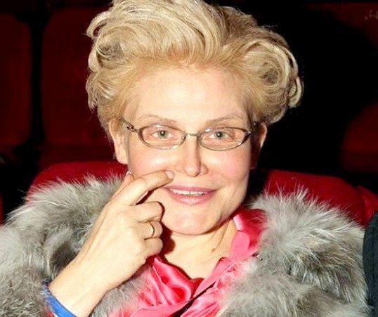 Хто така Олена Малишева