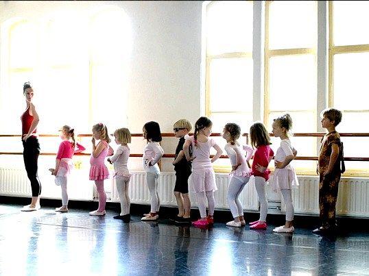 Куди віддати дитину на танці в Санкт-Петербурзі