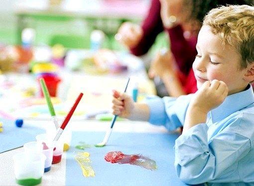 Куди віддати дитину займатися живописом в санкт-Петербурзі
