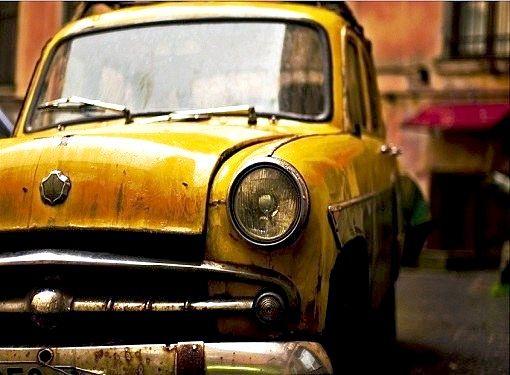 Куди здавати старі автомобілі
