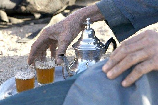 Лікувальні види чаю