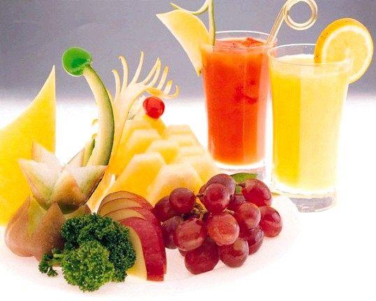 Кращі напої для зниження ваги