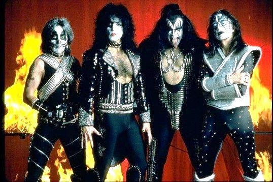 Кращі зарубіжні рок групи 70-80 років
