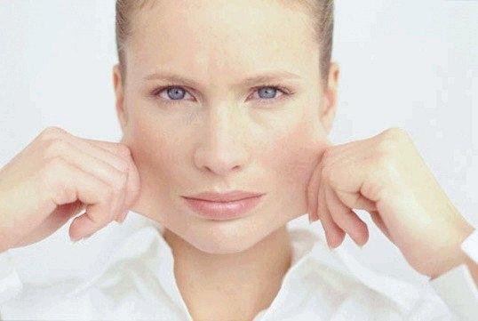 Маски для підтягування шкіри обличчя
