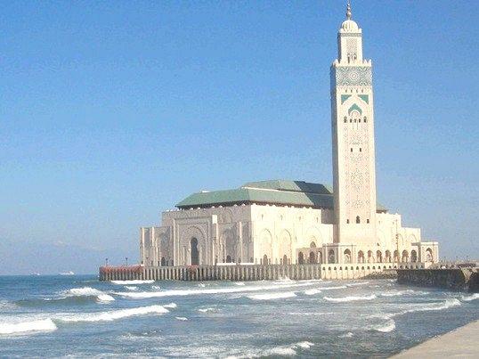 Мечеть в Касабланці: історія будівництва