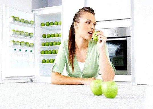 Мікроелементи і продукти для схуднення