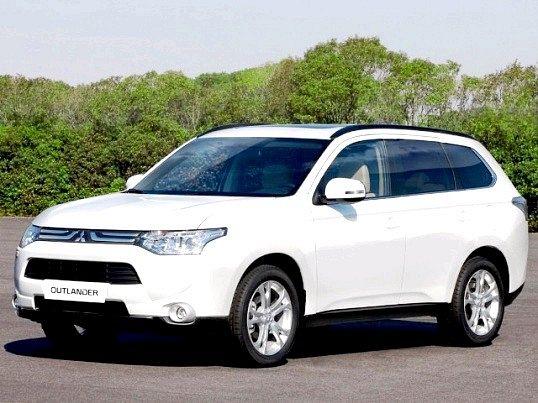 Mitsubishi outlander: характеристики та переваги