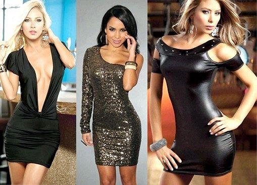 Мода 2014: клубні сукні