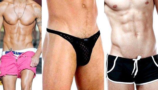 Модні моделі чоловічих плавок