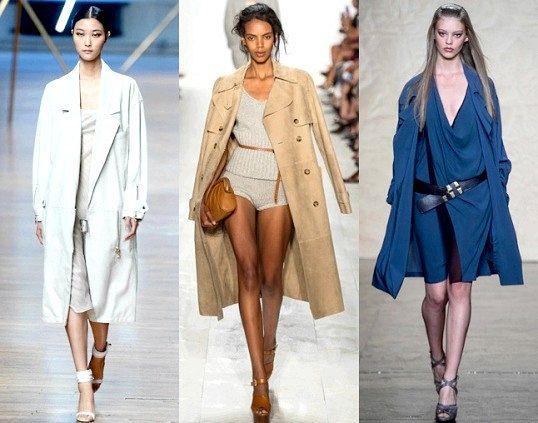 Модні тренди весни 2014