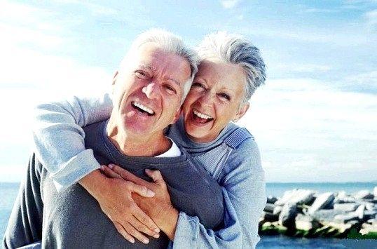 Чи можна сильно закохатися у віці за 50