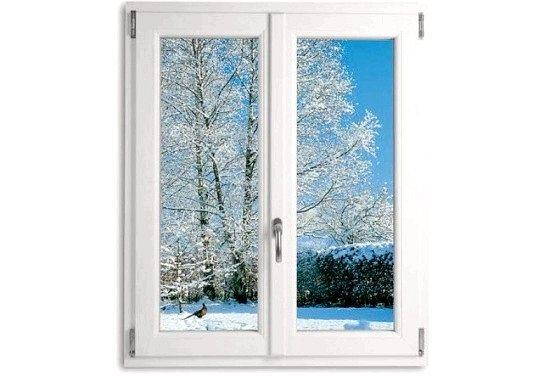 Чи можна встановлювати пластикові вікна взимку