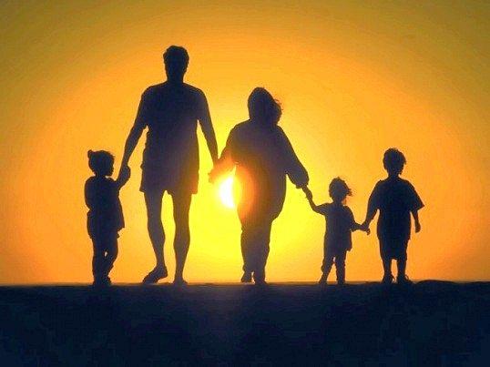 Чоловік і його поведінку в сім'ї