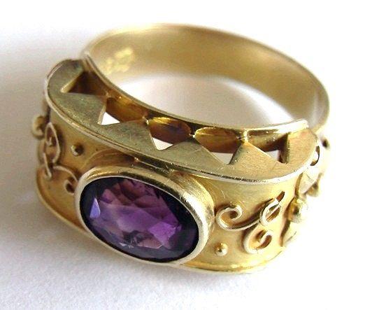 На якому пальці носять перстень