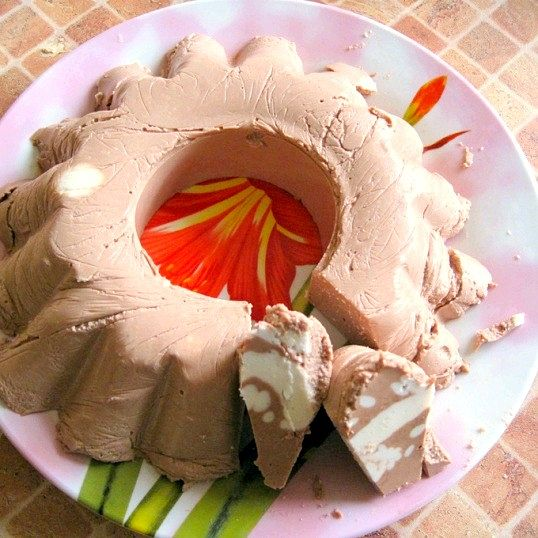 Низькокалорійний десерт