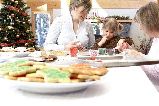 Новорічні сімейні традиції