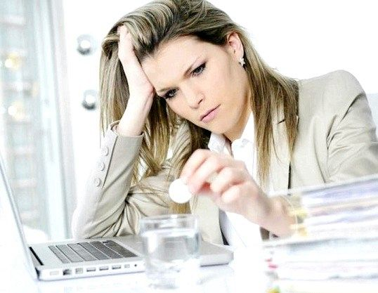Основні причини стресу на роботі