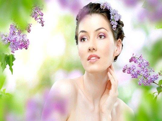 Особливості догляду за шкірою навесні