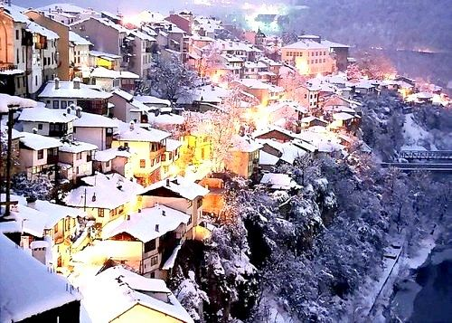 Відпочинок у Болгарії взимку