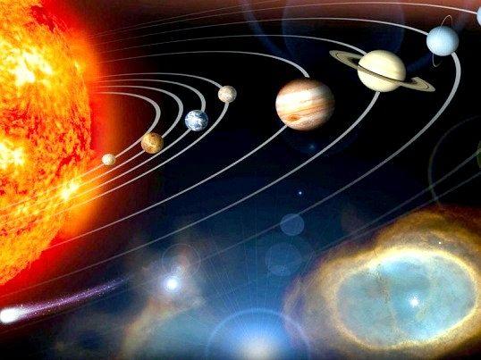 Відмінні особливості планет сонячної системи