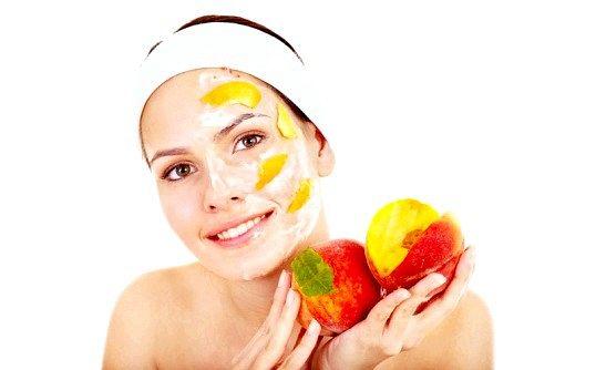 Овочі та фрукти для живлення шкіри